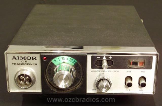 Aimor CB 7100 (Mobile) Cb710010