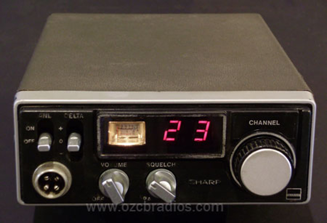 Sharp CB-800 (Mobile) Cb800a10