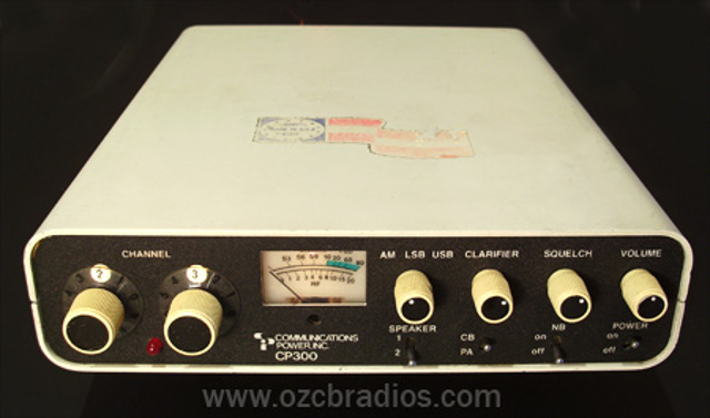 Communications Power Inc. CP 300 (Mobile) Cpi30010