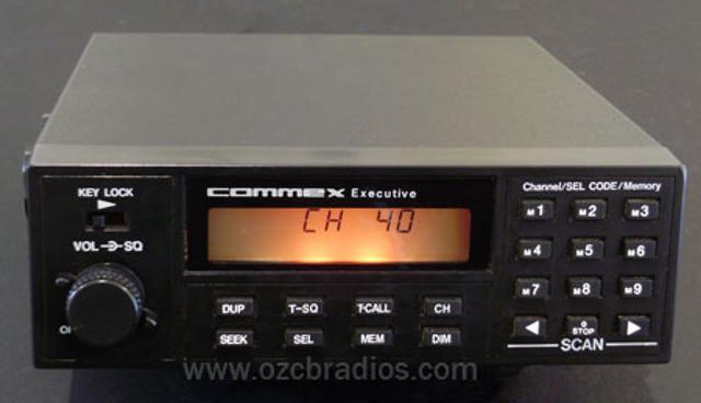 Commex Executive (Mobile) Execut10