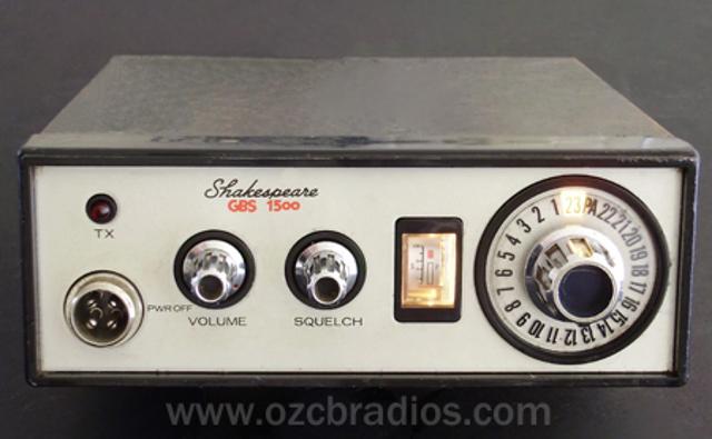 Shakespeare GBS 1500 (Mobile) Gbs15010