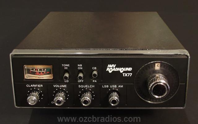 HMV Roadhound TX77 (Mobile) Hmvtx710