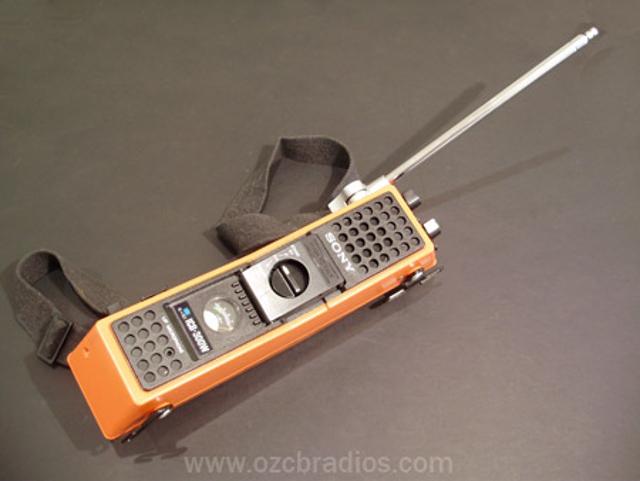 Sony ICB-300W (Portable) Icb-3010