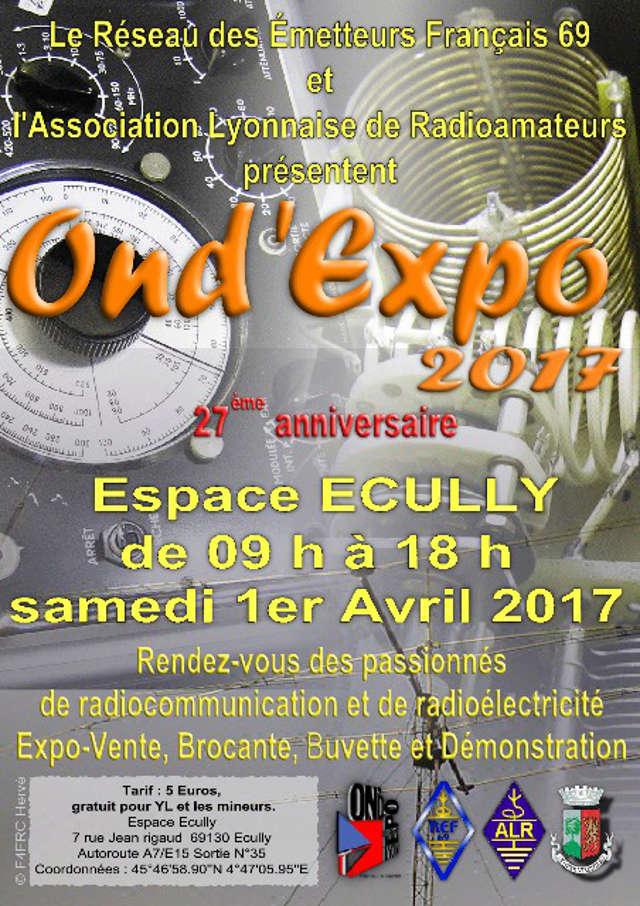 OND - Ond'Expo 27ême anniversaire Espace Ecully dép. 69 (1 Avril 2017) Ondexp10
