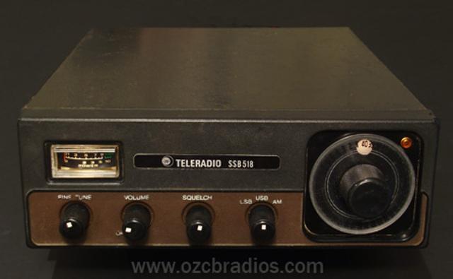 AWA Teleradio SSB 518 (Mobile) Ssb51810