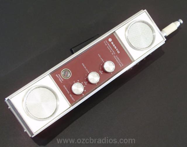 Sanyo TA395 (Portable) Ta-39510