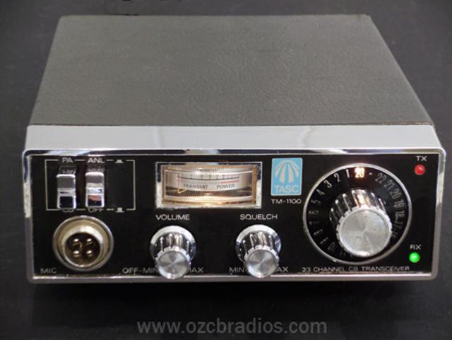 Tasc TM-1100 (Mobile) Tasctm10