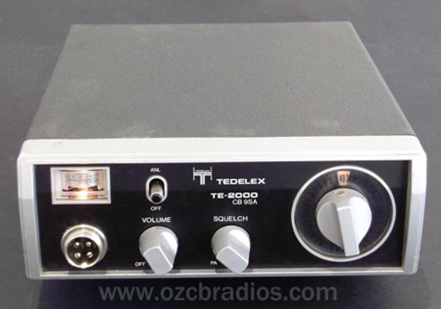 Tedelex TE-2000 (Mobile) Te200010