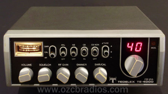 Tedelex TE-4000 (Mobile) Te400010