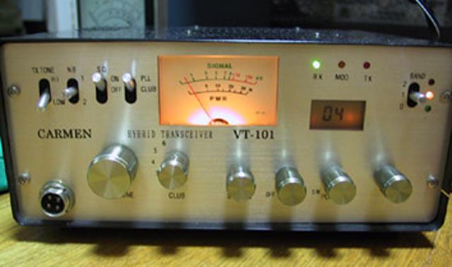 Carmen VT-101 (Base) Vt110