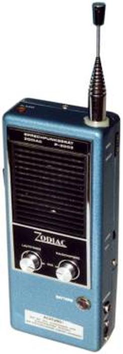 Zodiac P-3003 (Portable) Zodiac38
