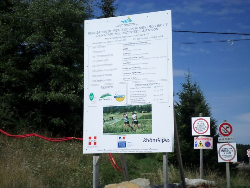 Stade de Biathlon la Féclaz (Savoie Grand Revard) 35825610