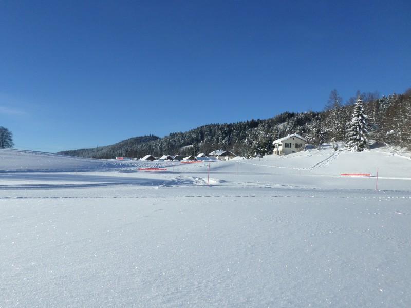 Stade de Biathlon la Féclaz (Savoie Grand Revard) Anneau10