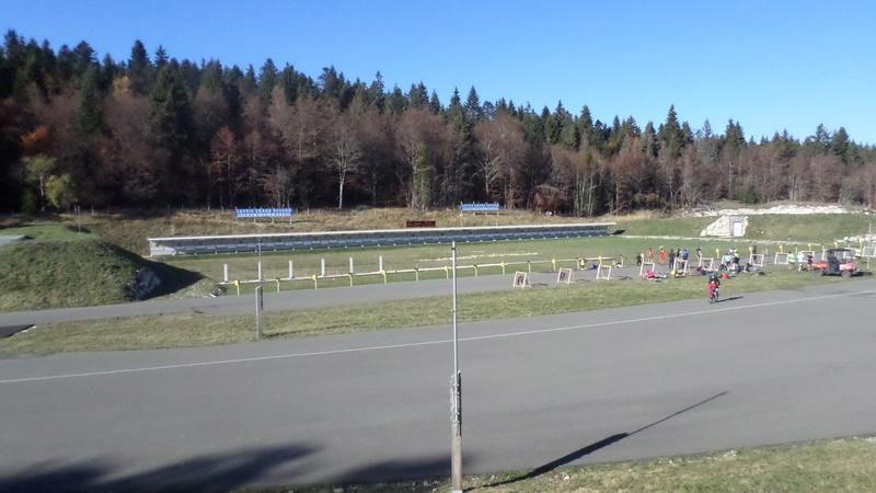 Stade de Biathlon la Féclaz (Savoie Grand Revard) Sam_1313