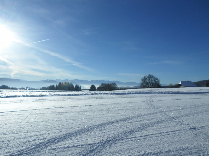 Stade de Biathlon la Féclaz (Savoie Grand Revard) Vue_su10