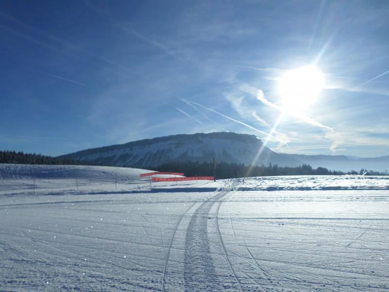 Stade de Biathlon la Féclaz (Savoie Grand Revard) Vue_su11