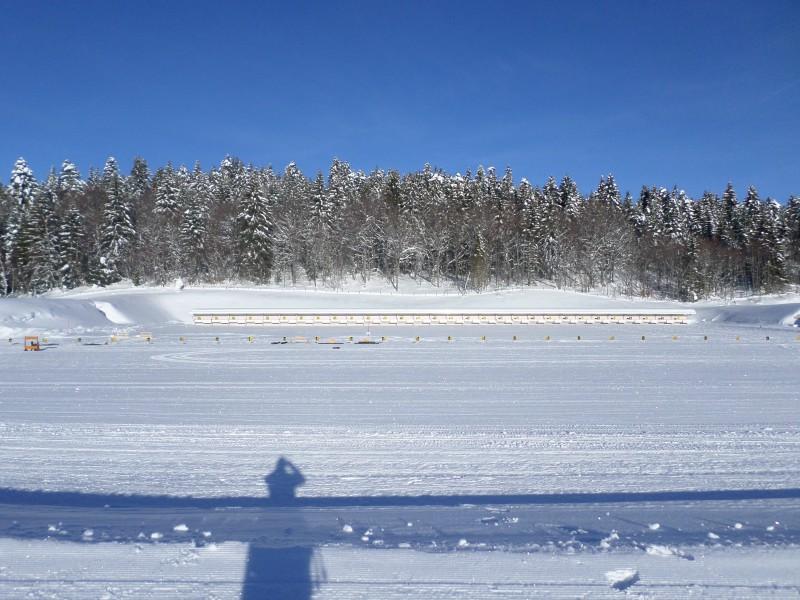 Stade de Biathlon la Féclaz (Savoie Grand Revard) Vue_su12