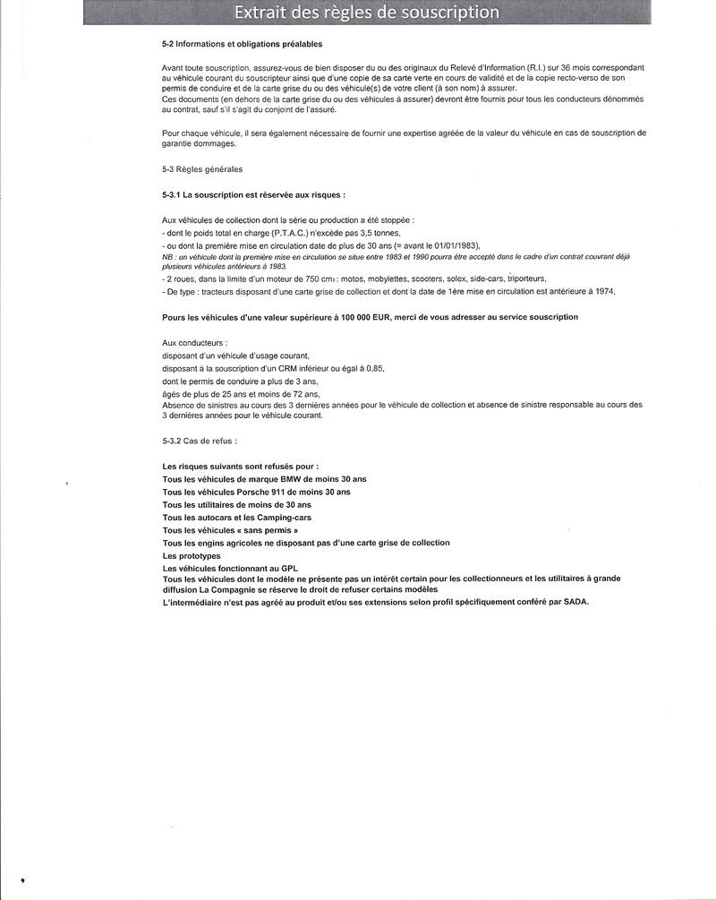Tarif Assurances Flotte Numyri14