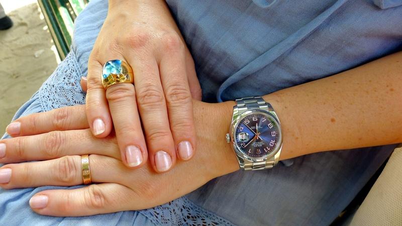 ward - Les FAMeuses et leurs montres - Page 14 L1150310