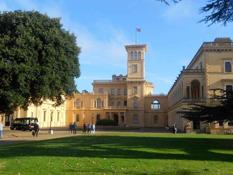 Osborne House, la maison de vacances de Victoria et Albert. Dscn5411