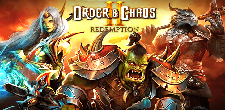 Order & Chaos II Redempion! Code-t10