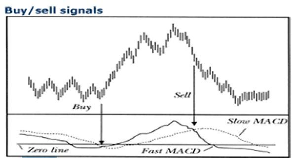 Moving Average Convergence Divergence (MACD) Gryyfi15