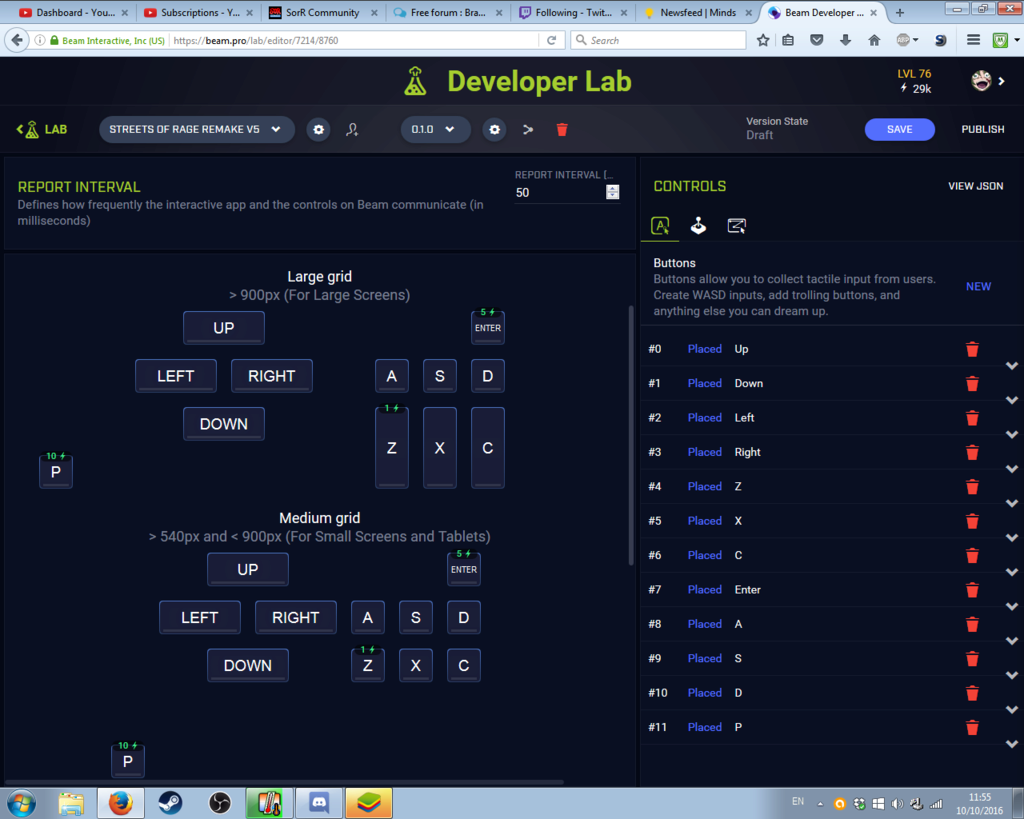 SoRRV5 Online Interactive Play with Beam Beam_d10