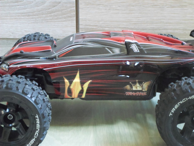 E-Revo's 1/16 Brushless 3S (380/540) - Page 17 115