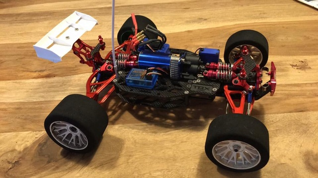 E-Revo's 1/16 Brushless 3S (380/540) - Page 17 12742110