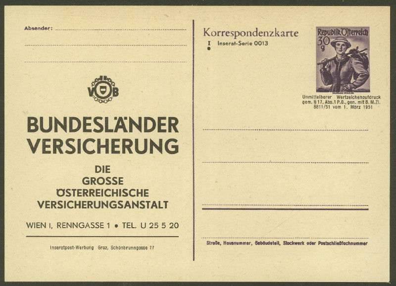 Inseratpostkarten als Zudruckkarten 0013_810
