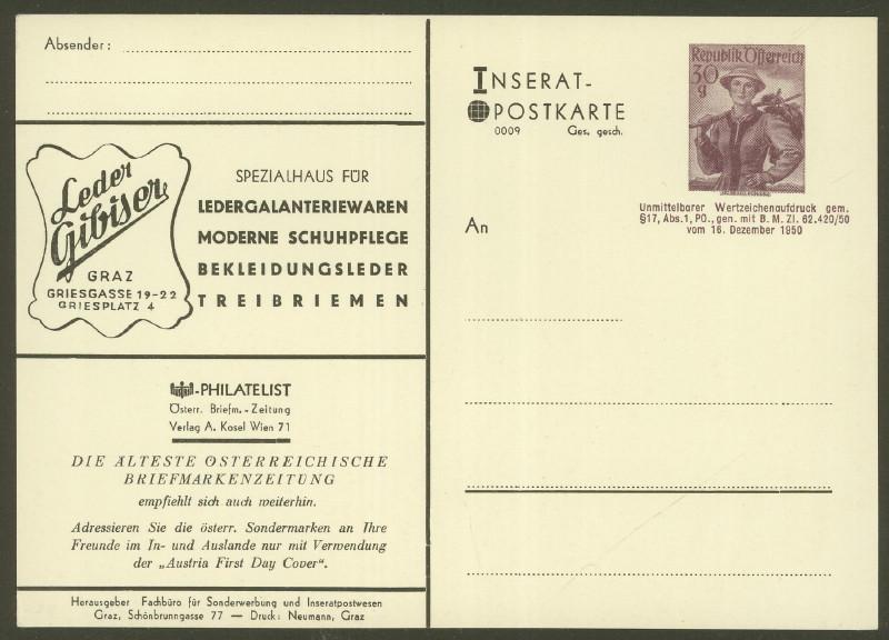 Anzeigen-Postkarten Insera11