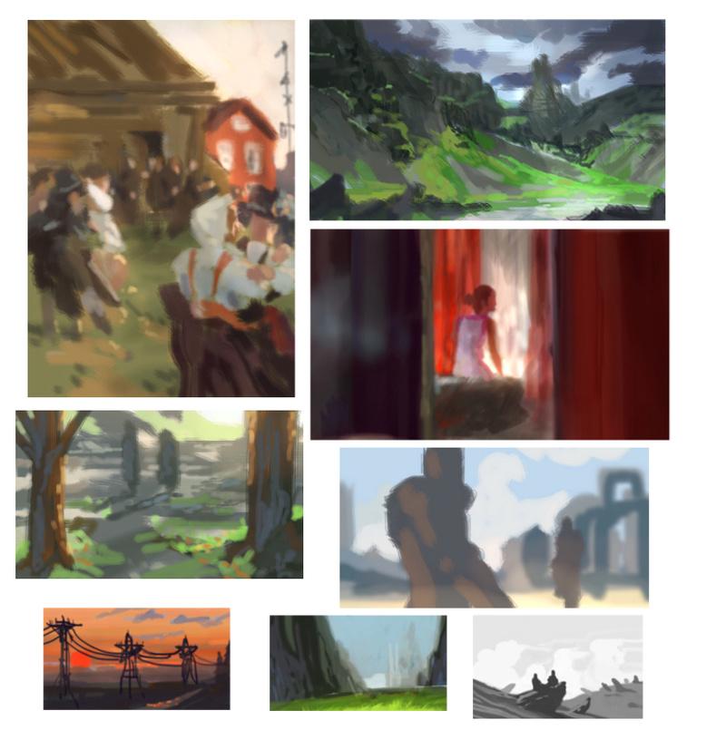 BGK-- Artstation challenge en cours -- - Page 6 Spt_wk11