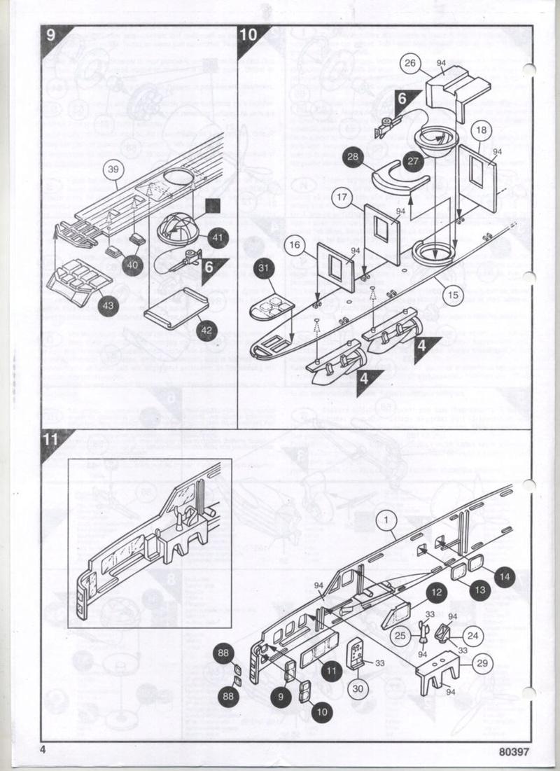 BLOCH MB 210 - HELLER - 1/72 - REF : 80397 - NOTICE  Notic119