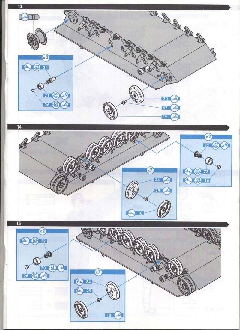 LEOPARD 1 A4 - 1/35 - REF : 81136 - NOTICE  Notice57