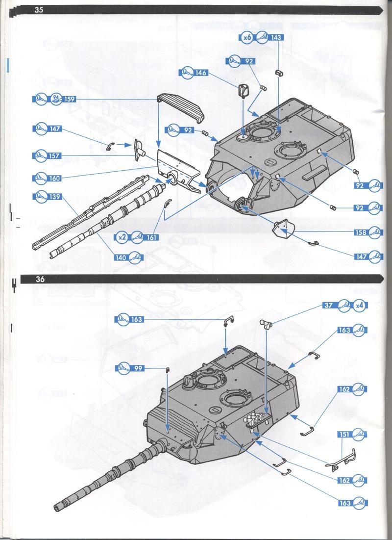 LEOPARD 1 A4 - 1/35 - REF : 81136 - NOTICE  Notice64