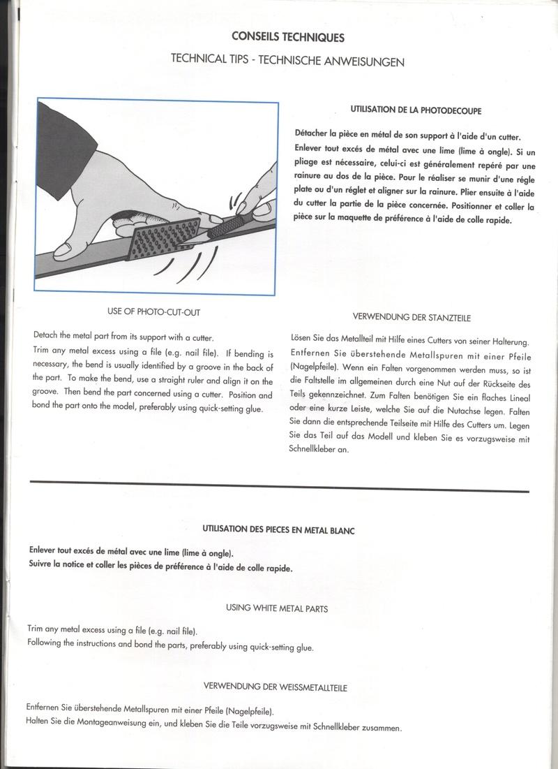 LEOPARD 1 A4 - 1/35 - REF : 81136 - NOTICE  Notice68
