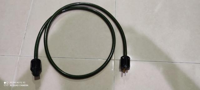 Furutech &Tiglon power cord Img_2036