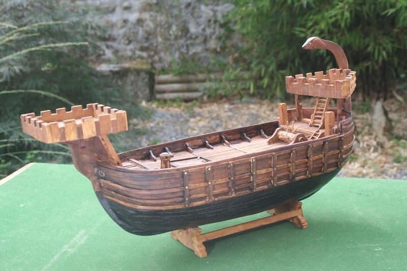 Nef de pirates normands au 1/60 e par JJ - Page 2 Img_8714