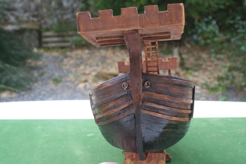 Nef de pirates normands au 1/60 e par JJ - Page 2 Img_8717