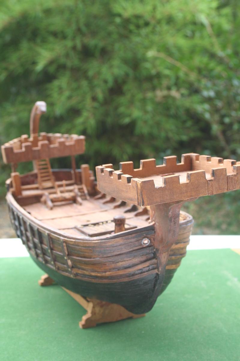 Nef de pirates normands au 1/60 e par JJ - Page 2 Img_8718