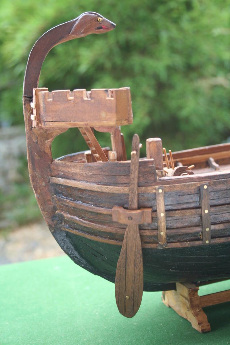 Nef de pirates normands au 1/60 e par JJ - Page 2 Img_8722