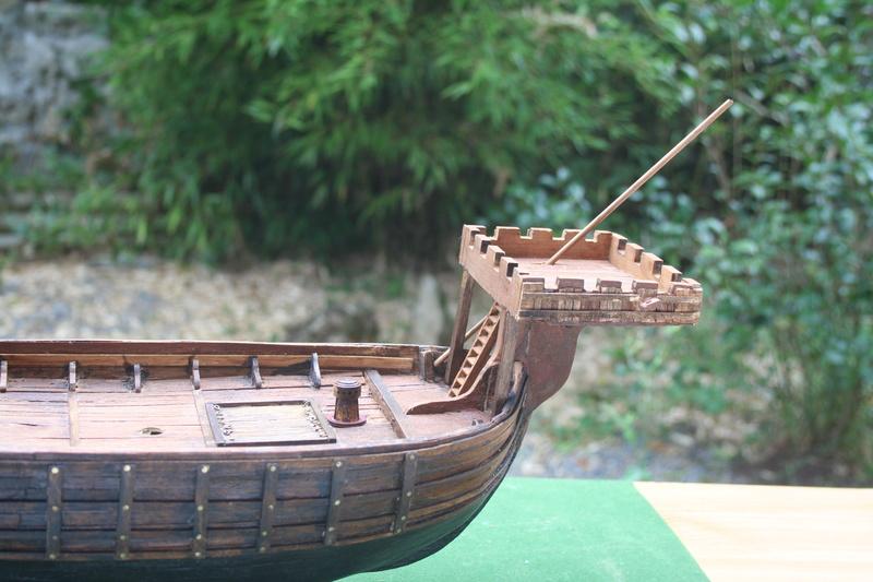Nef de pirates normands au 1/60 e par JJ - Page 2 Img_8724