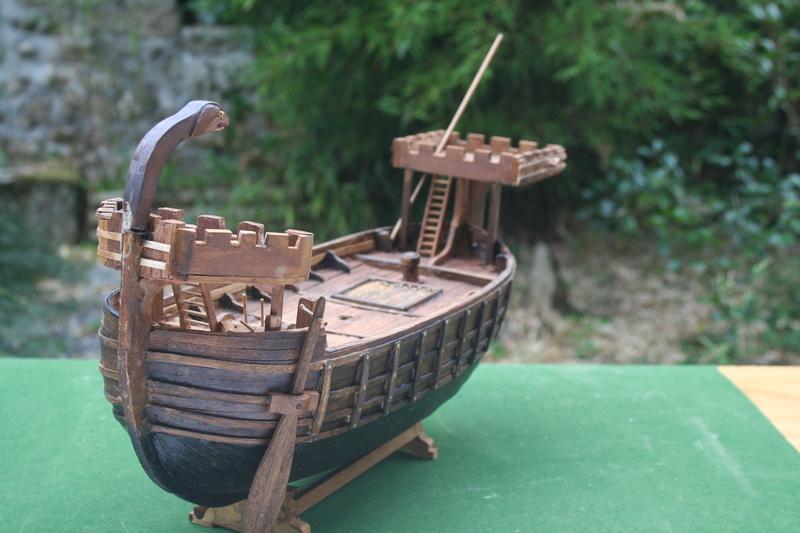 Nef de pirates normands au 1/60 e par JJ - Page 2 Img_8725