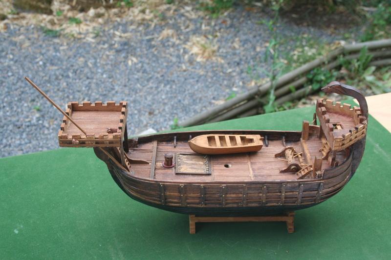 Nef de pirates normands au 1/60 e par JJ - Page 2 Img_8727