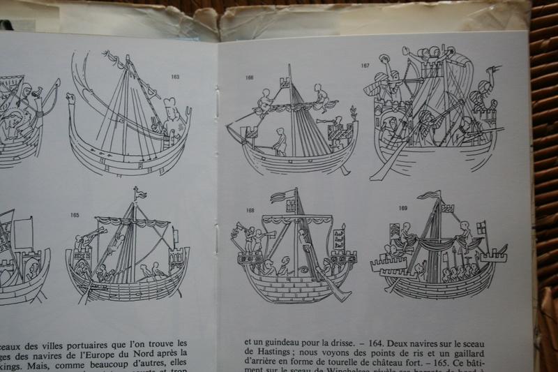 Nef de pirates normands au 1/60 e par JJ - Page 3 Img_8728