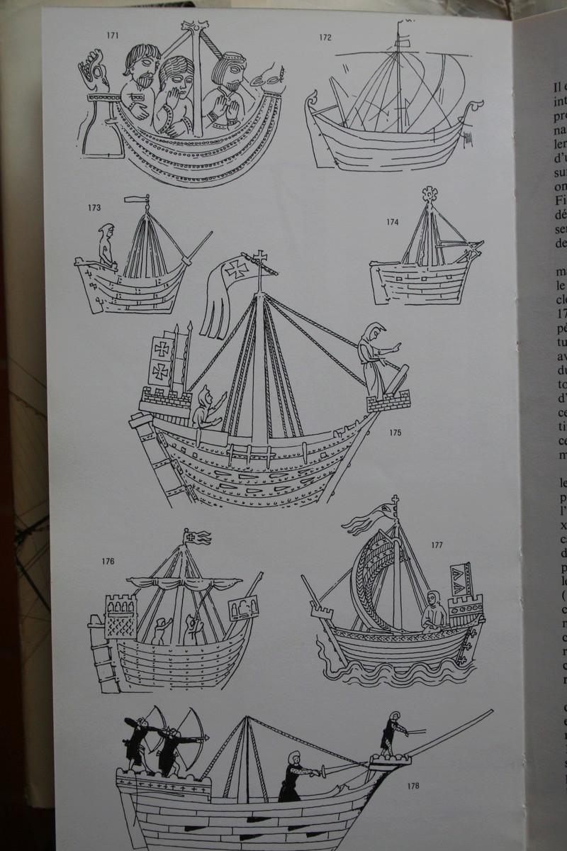 Nef de pirates normands au 1/60 e par JJ - Page 3 Img_8729