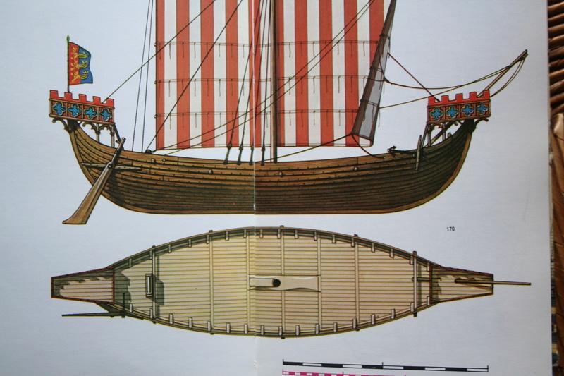 Nef de pirates normands au 1/60 e par JJ - Page 3 Img_8730
