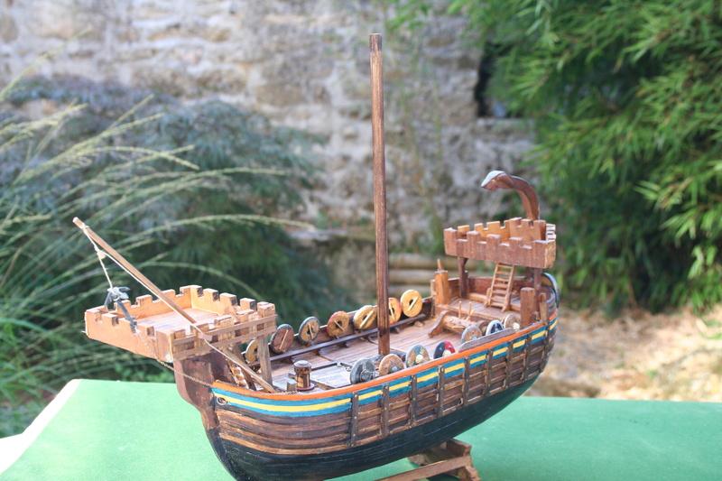 Nef de pirates normands au 1/60 e par JJ - Page 3 Img_8829