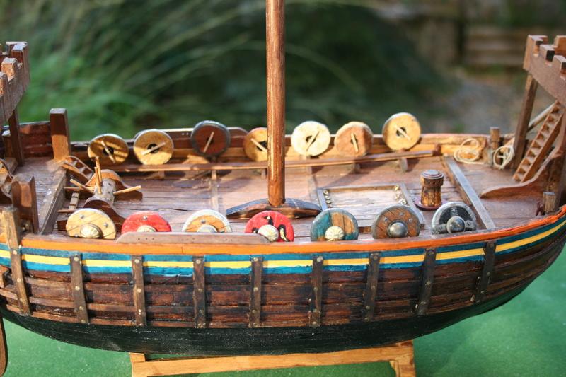 Nef de pirates normands au 1/60 e par JJ - Page 3 Img_8830