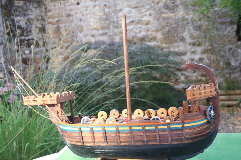 Nef de pirates normands au 1/60 e par JJ - Page 3 Img_8832